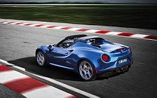 Обои автомобили Alfa Romeo 4C Spider Italia - 2018