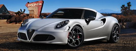 Alfa Romeo 4C Launch Edition - 2013