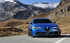 Cars wallpapers Alfa Romeo Giulia Veloce Q4 - 2016