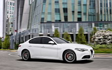 Cars wallpapers Alfa Romeo Giulia - 2016