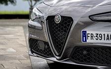 Обои автомобили Alfa Romeo Giulia Q2 B-Tech - 2018