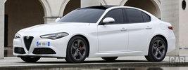 Alfa Romeo Giulia - 2016