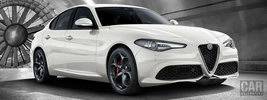 Alfa Romeo Giulia Sport - 2018