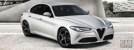 Alfa Romeo Giulia Tech - 2018