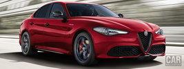 Alfa Romeo Giulia Veloce Ti Q4 - 2018
