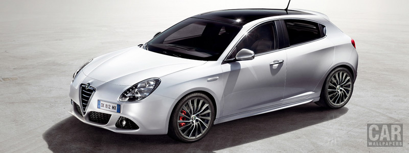Обои автомобили Alfa Romeo Giulietta - 2010 - Car wallpapers
