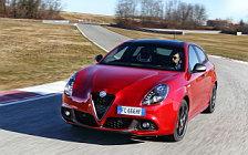 Обои автомобили Alfa Romeo Giulietta Veloce Pack - 2016
