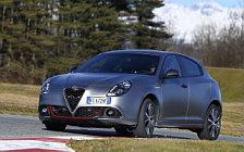 Обои автомобили Alfa Romeo Giulietta Veloce - 2016