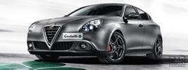 Alfa Romeo Giulietta Quadrifoglio Verde - 2014
