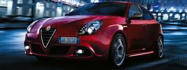 Alfa Romeo Giulietta Sprint - 2014