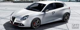 Alfa Romeo Giulietta Veloce - 2016