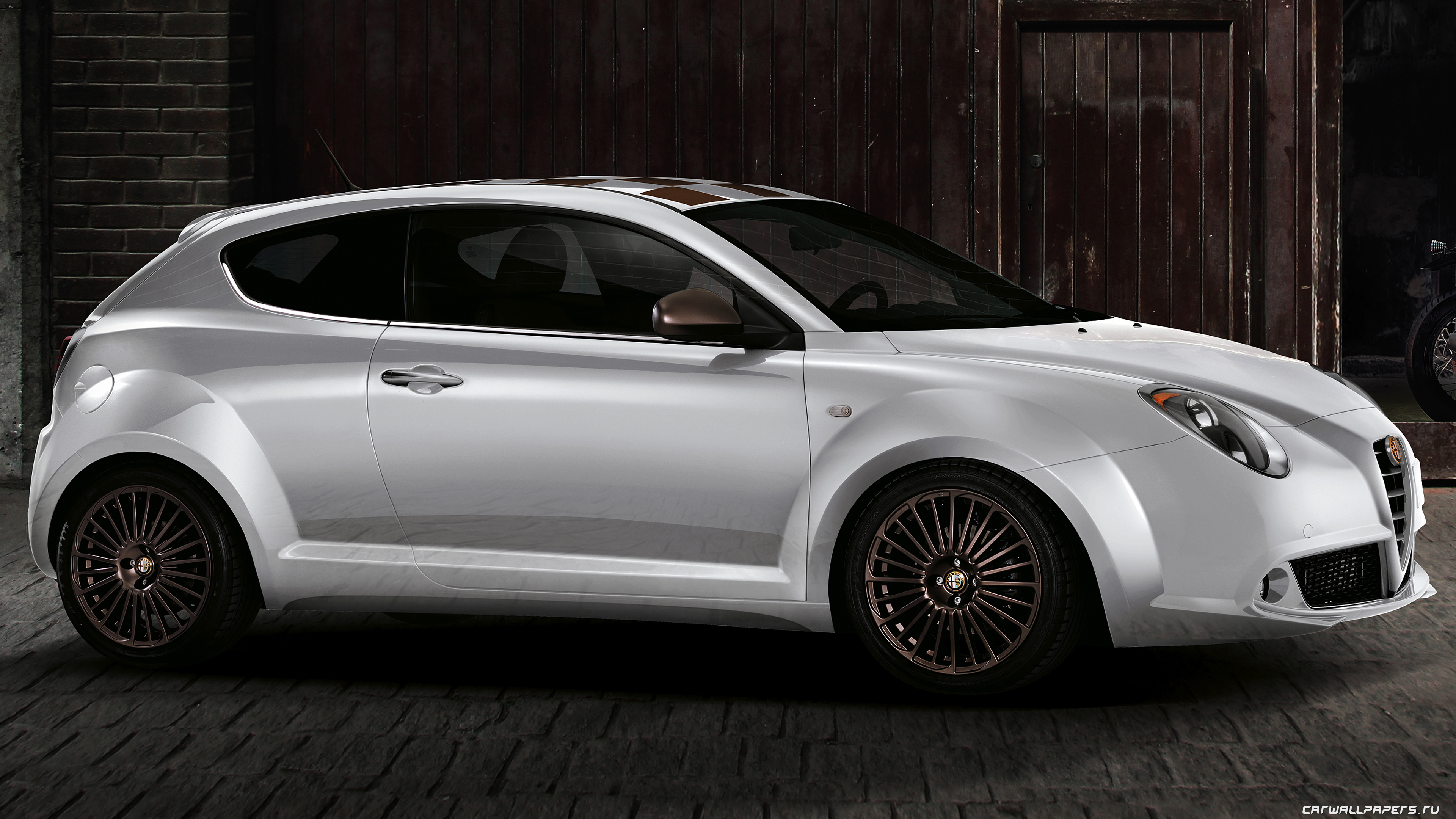 Cars Desktop Wallpapers Alfa Romeo Mito Racer 2015
