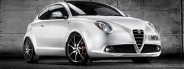Alfa Romeo MiTo Quadrifoglio Verde - 2011