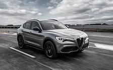 Обои автомобили Alfa Romeo Stelvio B-Tech - 2018