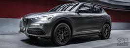 Alfa Romeo Stelvio B-Tech - 2018