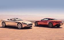 Обои автомобили Aston Martin DB11 V8 Volante - 2018