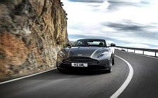 Обои автомобили Aston Martin DB11 UK-spec - 2016