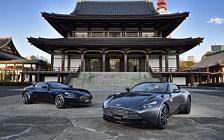 Обои автомобили Aston Martin DB11 JP-spec - 2017