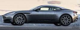 Aston Martin DB11 UK-spec - 2016