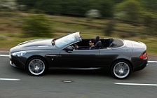 Обои автомобили Aston Martin DB9 Volante - 2010