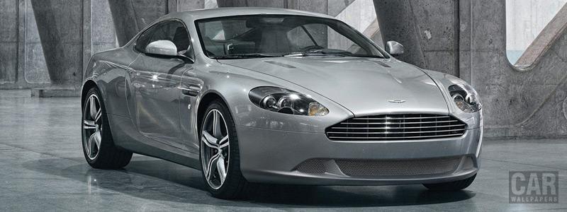 Обои автомобили Aston Martin DB9 Coupe - 2008 - Car wallpapers