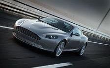 Обои автомобили Aston Martin DB9 Coupe - 2008