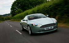 Обои автомобили Aston Martin DB9 Coupe - 2010