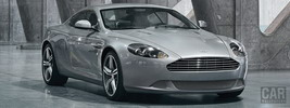 Aston Martin DB9 Coupe - 2008