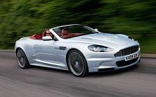 Обои автомобили Aston Martin DBS Volante - 2009