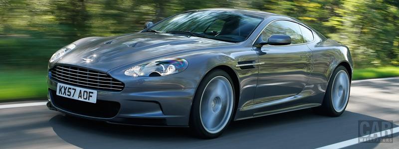 Обои автомобили Aston Martin DBS Casino Royale - 2008 - Car wallpapers
