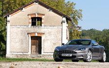 Обои автомобили Aston Martin DBS Casino Royale - 2008