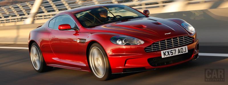 Обои автомобили Aston Martin DBS Infa Red - 2008 - Car wallpapers