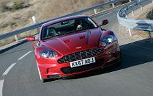 Обои автомобили Aston Martin DBS Infa Red - 2008