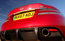 Cars wallpapers Aston Martin DBS Infa Red - 2008