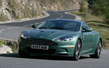 Обои автомобили Aston Martin DBS Racing Green - 2008