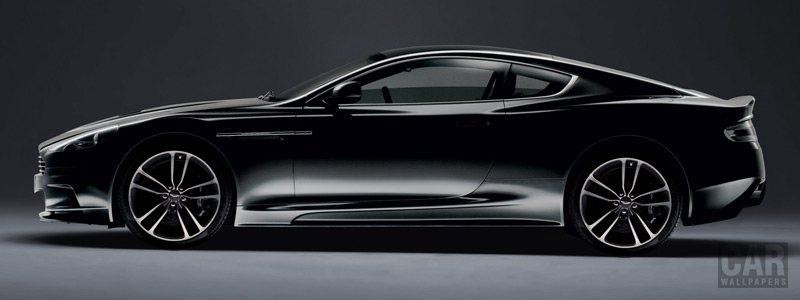 Обои автомобили Aston Martin DBS Carbon Black Edition - 2010 - Car wallpapers