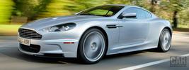 Aston Martin DBS Lightning Silver - 2008