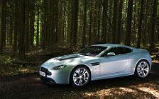 Cars wallpapers Aston Martin V12 Vantage Mako Blue - 2009