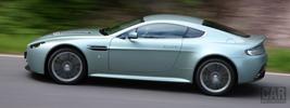 Aston Martin V12 Vantage Hardly Green - 2009