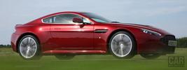 Aston Martin V12 Vantage Magma Red - 2009