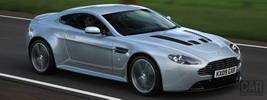 Aston Martin V12 Vantage Titanium Silver - 2009