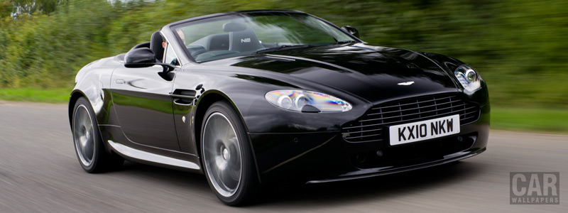 Cars wallpapers Aston Martin V8 Vantage N420 Roadster - 2010 - Car wallpapers