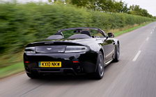 Cars wallpapers Aston Martin V8 Vantage N420 Roadster - 2010