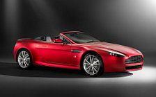 Cars wallpapers Aston Martin V8 Vantage Roadster - 2010