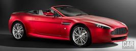 Aston Martin V8 Vantage Roadster - 2010
