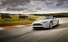 Cars wallpapers Aston Martin V8 Vantage S Roadster - 2011