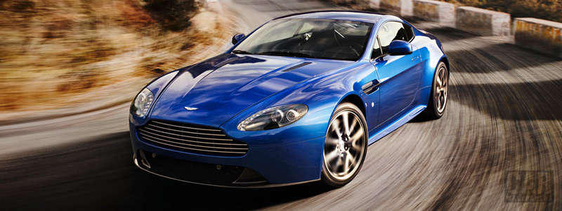 Cars wallpapers Aston Martin V8 Vantage S - 2011 - Car wallpapers
