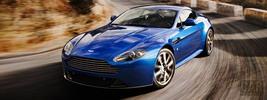 Aston Martin V8 Vantage S - 2011