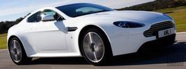 Aston Martin V8 Vantage S Stratus White - 2011