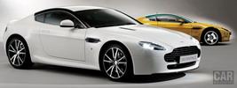 Aston Martin V8 Vantage N420 - 2010